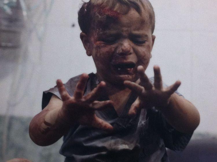 Crying Baby von Sebastiano Tomada @World Press Photo Award