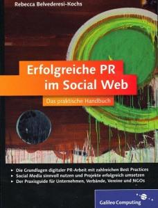 Public Relations im Social Web Fachbuch