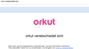 Orkut Mailing